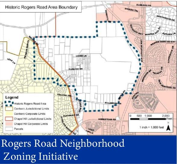 Rogers Road Zoning Initiative